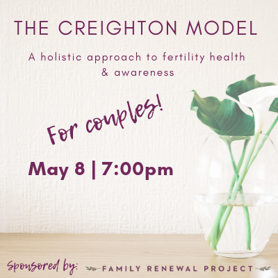 catholic Creighton model for couples Louisville